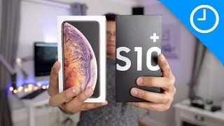 Galaxy S10+ from an iPhone user's perspective