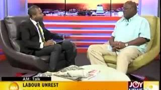 Labour Unrest - AM Talk (22-7-14)