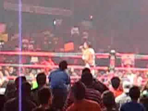 RAW 8-18-08: CM Punk's Special Address to Chicago Post-RAW