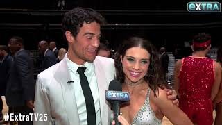Why Joe Amabile Was 'Actually Really Happy' to Be Eliminated on 'DWTS'