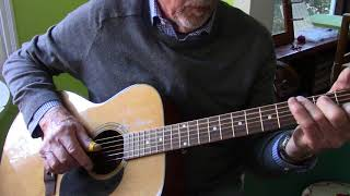 MVI 0100 Clara's Theme by Tommy Emmanuel cover by Peter Innes