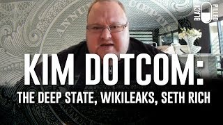 Kim Dotcom: CIA and NSA Really Just Lobbying Group For Endless War Behind Wealthy Interests