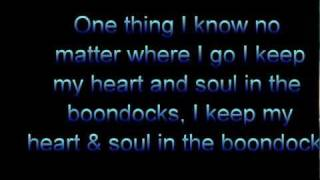 Boondocks - Little Big Town [Lyrics]