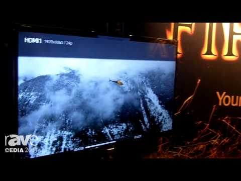 CEDIA 2014: Fire-FX Demos FFXPLAY 3.0 Media System