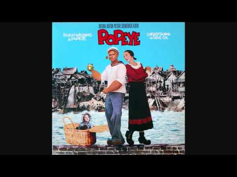 Popeye Original Soundtrack - Sweethaven