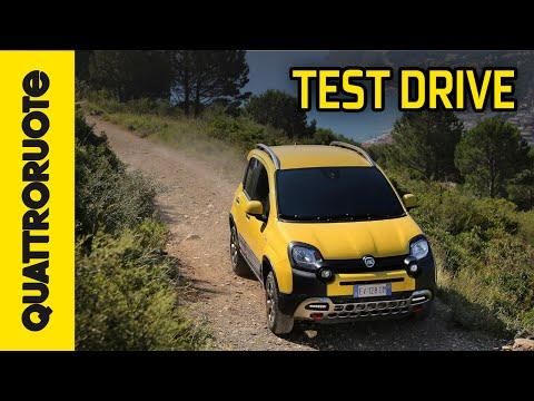 Fiat Panda Cross 2014 Test Drive – Premiere Quattroruote