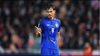 'Sát thủ' Kraisorn không mơ vua phá lưới, chỉ muốn vô địch AFF Cup