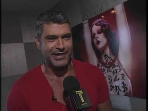 Mike Ruiz profile on Fashion Television Video