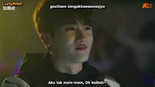 INDO SUB Vromance Ft. Obroject - Am I In Love? OST Strong Woman Do Bong Soon