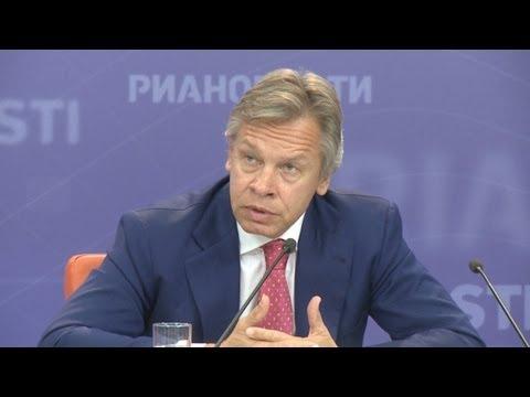 Алексей Пушков: «Без миротворцев на Голанах дело может дойти до войны»