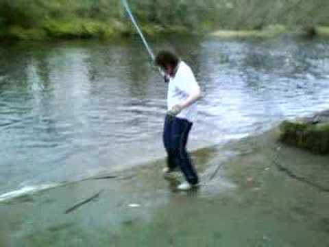 for Swing over water