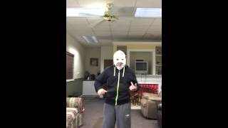 Dance to the beat! Part 5 I'm wearing a mask and I know it!