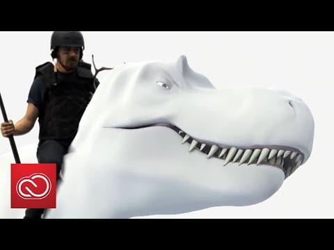 VFX Studio Makes Motion Control and CGI Look Easy   Adobe Creative Cloud