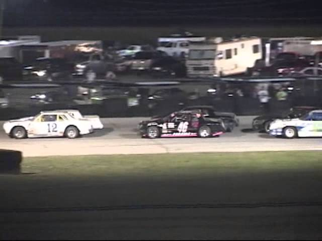 """2013 Baer Field Speedway - Street Stocks """"Hall of Fame 50"""" - (August 17th)"""