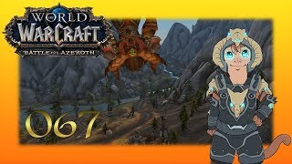 ⚔ Let's Play World of Warcraft Verbündete Völker Deutsch | Hochbergtauren 067