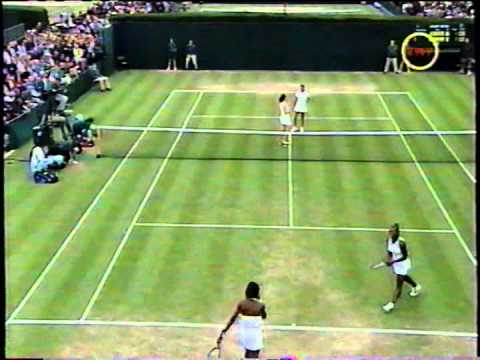2001 Wimbledon - Venus/Serena Williams doubles