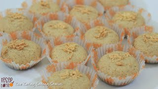 Cara Membuat Kue Kering Sarang Semut - Easy peanut butter cookies