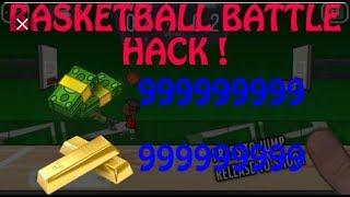 Basketball battle hack unlimited gold bars