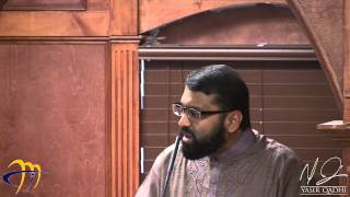 Khutbah: Focusing on the hereafter (Akhirah) over this world (Dunya) - Yasir Qadhi (2014-01-31)