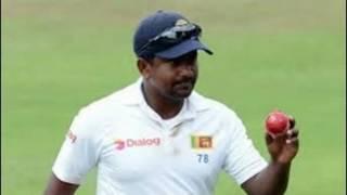 Rangana Herath Hattrick Video | Herath Hat-trick Against Australia Today