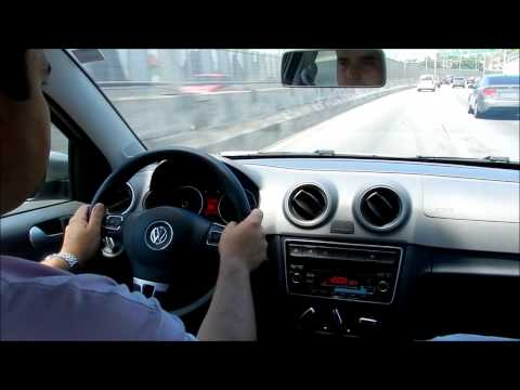 #23 Test Drive VW Voyage 1.6 Comfortline Manual 2103 Full HD