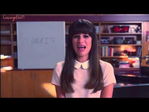 Make you feel my love - Lea Michele (Glee) (Traducida al español) Full Perfomance. HD