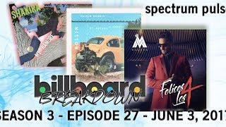 Billboard BREAKDOWN - Hot 100 - June 3, 2017