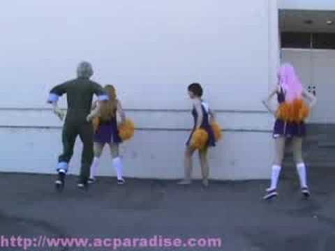 Sac-Anime Summer 2008: Motteke Spanner Fuku Video