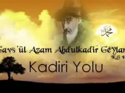 BAGDAT YOLU - Gavsul azam - Kadiri ilahileri