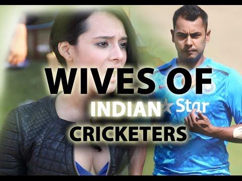 Wives of Indian Cricketers Ajinkya Rahane, Dhoni, Rohit sharma, Ashwin!!!!