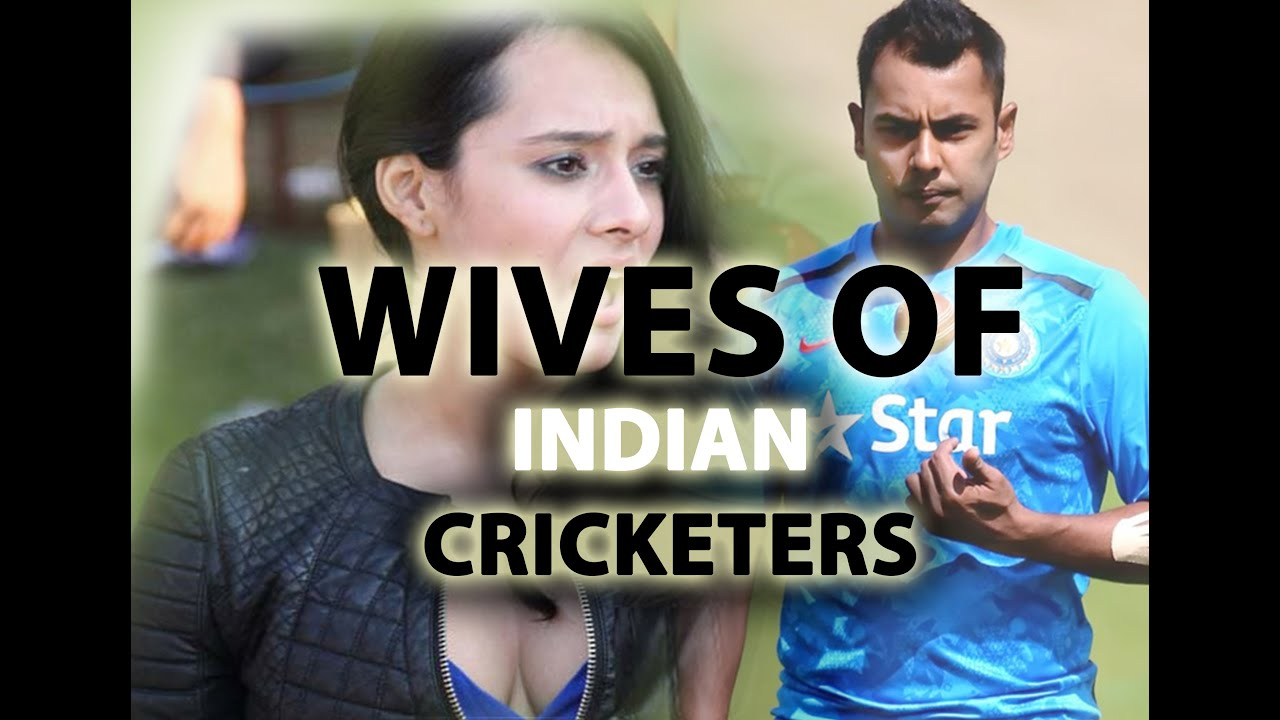 wives of indian cricketers ajinkya rahane, dhoni, rohit sharma,