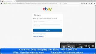2 Tối ưu hóa tài khoản ebay