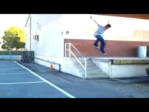 Switch late flip over handrail - Erik Cabrera