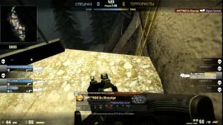 Counter strike  Global Offensive ACE 1 vs 5