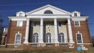 U.Va. suspends fraternities amid rape investigation
