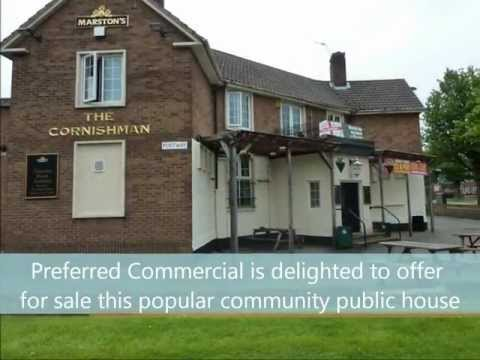 3282 - Popular Community Pub For Sale in Wythenshawe Manchester