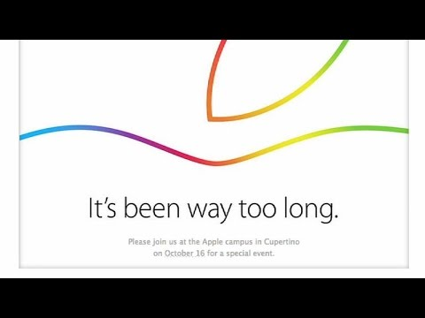 CNET News - New iPads, Macs and OS expected to debut at October Apple event