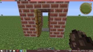 Майнкрафт как сделать ловушку для зомби 295