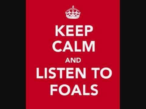 Foals - One Shm