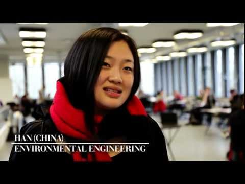 Study in Denmark - Wei Han from China (Environmental Engineering)