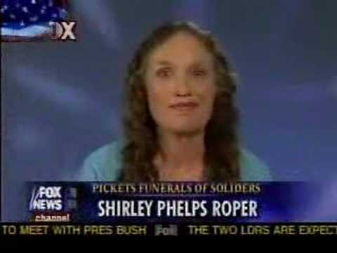 Crazy Lady on Fox News