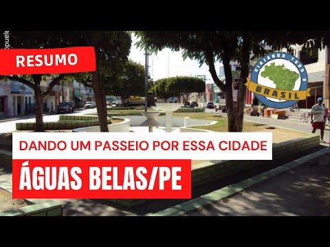 Viajando Todo o Brasil - �guas Belas/PE