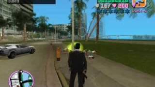 GTA Vice City - Loquendo (Tommy Vercetti vs Reggaetoneros)