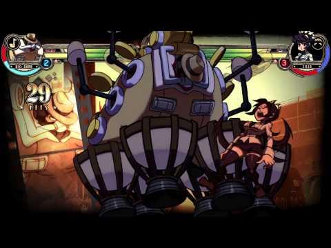 Skullgirls Encore: Big Band Trailer