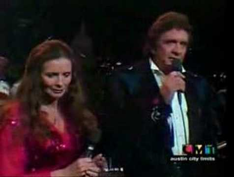 Johnny Cash & June Carter Cash - Where Did We Go Right Music Videos