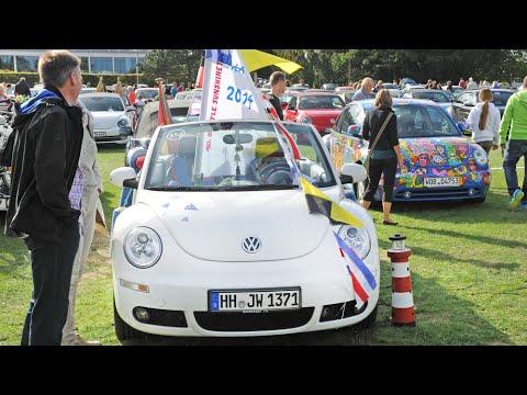 Größtes Beetle-Treffen Europas: Travemünde rockt
