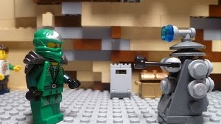 One thing led to another: A Lego Stop Motion Short