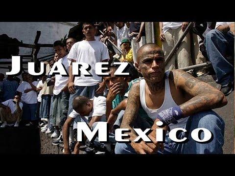 Juarez Mexico, territorio de pandillas y Carteles