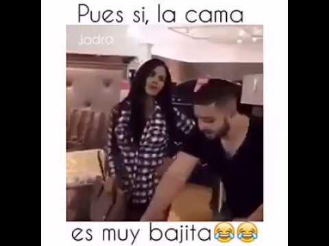 LA CAMA ES MUY BAJITA VIDEOS CORTOS DE RISA 2017