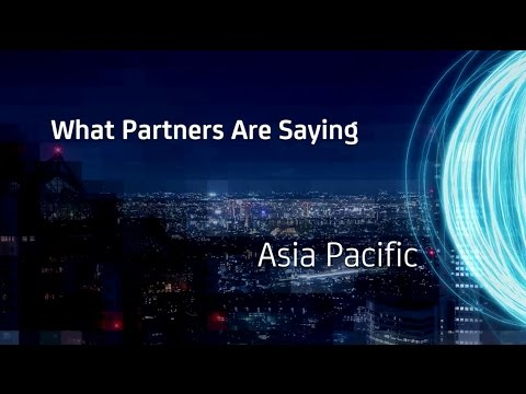 Partners in Asia Pacific Discuss the Partnering Relationship with CA